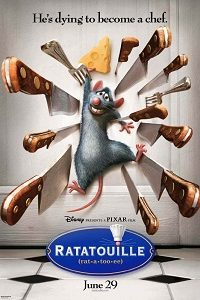 Ratatouille (2007) BluRay 720p & 1080p