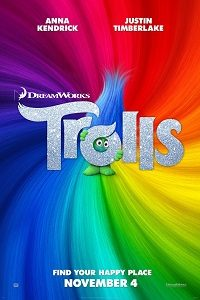 Trolls (2016) BluRay 720p & 1080p