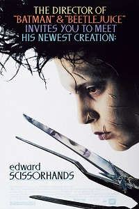 Edward Scissorhands (1990) BluRay 720p & 1080p
