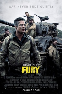 Fury (2014) BluRay 720p 900MB