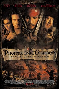 Pirates of the Caribbean: The Curse of the Black Pearl (2003) BluRay 720p & 1080p
