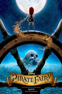 The Pirate Fairy (2014) BluRay 720p & 1080p