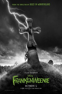 Frankenweenie (2012) BluRay 720p & 1080p