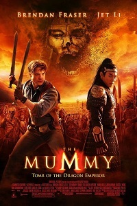 The Mummy: Tomb of the Dragon Emperor (2008) BluRay 720p