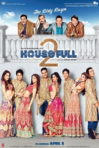 Housefull 2 (2012) BluRay 720p