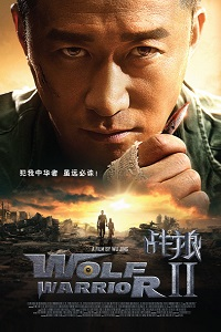 Wolf Warrior II (2017) BluRay 720p & 1080p