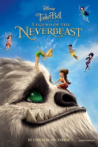 Tinker Bell and the Legend of the NeverBeast (2014) BluRay 720p & 1080p