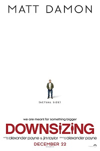 Downsizing (2017) BluRay 720p & 1080p