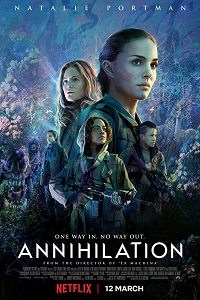 Annihilation (2018) BluRay 720p & 1080p