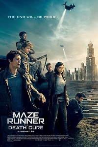 Maze Runner: The Death Cure (2018) BluRay 720p & 1080p