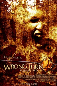 Wrong Turn 2: Dead End (2007) BluRay 720p & 1080p