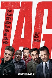 Tag (2018) BluRay 720p & 1080p