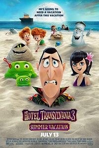 Hotel Transylvania 3: Summer Vacation (2018) BluRay 720p & 1080p