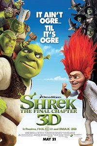 Shrek Forever After (2010) BluRay 720p & 1080p