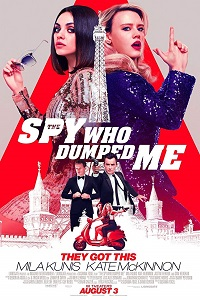 The Spy Who Dumped Me (2018) BluRay 720p & 1080p