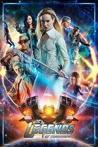 Legends of Tomorrow Season 4 Complete HDTV 720p