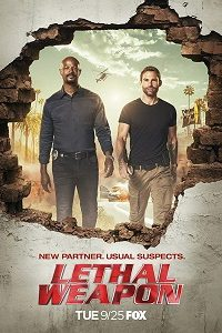 Lethal Weapon Season 3 Complete HDTV 720p