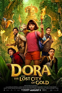 Dora and the Lost City of Gold (2019) BluRay 720p & 1080p