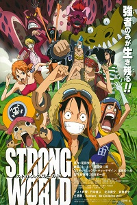 One Piece: Strong World (2009) BluRay 720p
