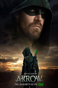 Arrow Season 8 [Add Episode 9] HDTV 720p