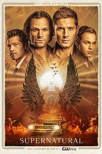 Supernatural Season 15 [Add Episode 9] HDTV 720p