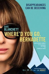 Where'd You Go, Bernadette (2019) BluRay 720p & 1080p