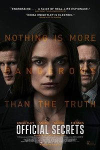Official Secrets (2019) BluRay 720p & 1080p