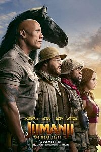 Jumanji: The Next Level (2019) HDCAM 720p