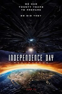 Independence Day: Resurgence (2016) BluRay 720p & 1080p