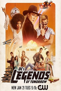 Legends of Tomorrow Season 5 [Add Episode 8] HDTV 720p
