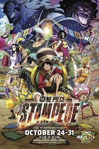 One Piece: Stampede (2019) HC WEB-DL 720p