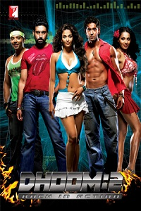 Dhoom 2 (2006) BluRay 720p