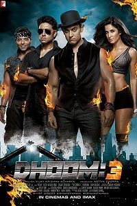 Dhoom 3 (2013) BluRay 720p