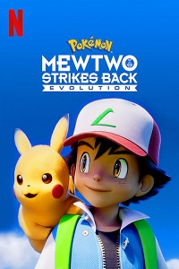 Pokémon: Mewtwo Strikes Back Evolution (2019) WEB-DL 720p