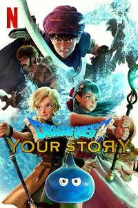 Dragon Quest: Your Story (2019) WEB-DL 720p & 1080p